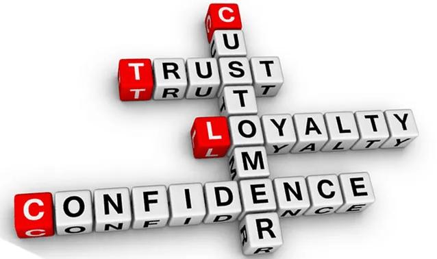 تاثیر جلب اعتماد مشتری در افزایش فروش