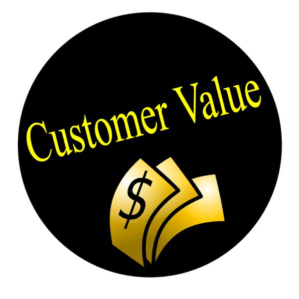 بررسی ارزش مشتریان