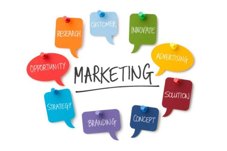 استراتژی های بازاریابی برای فروش