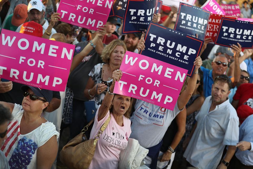 بازاریابی دونالد ترامپ
